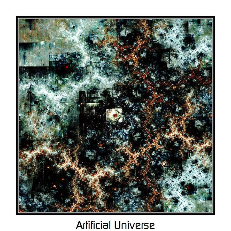 Artificial Universe by carlx