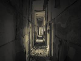 Narrow Hallway by Soar22