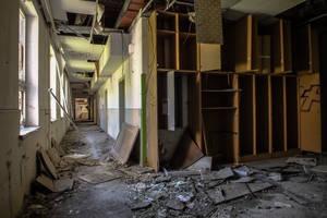 Corridor by Soar22