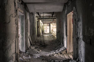 Hallway by Soar22