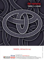 Toyota Roads by fadyosman