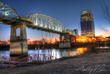 Bridge to Nashville by rael87a