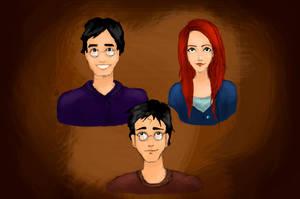 family by Elderberry-bb