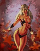 Blood Elf by SamSusami