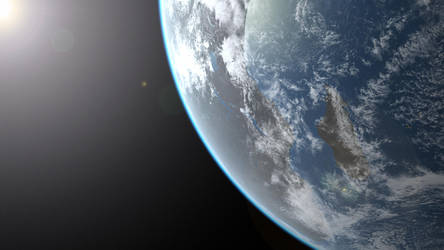 Planet Earth by TonyMakesModels