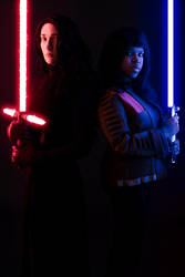 Redemption - Fem Finn and Fem Kylo by beckyalbright