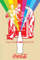 Coca-Cola Action Girls by Coca-Cola-ArtGallery