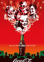 Coca-Cola - Summer in the City by Coca-Cola-ArtGallery