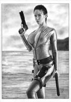 Tomb Raider by TimGrayson