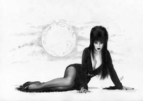 ELVIRA Misteress of the Darkness by TimGrayson