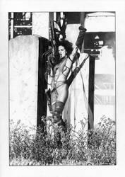 Fakk 2 Julie Strain Heavy Metal by TimGrayson