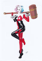 HARLEY QUINN  Suicide Squad by TimGrayson