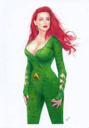 MERA Aquaman by TimGrayson