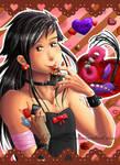 Valentine Faye ~Sassy~ by RocioZero