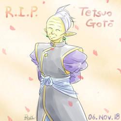 RIP Gowas by RocioZero