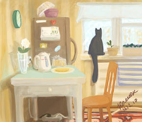 Sweet home by GooseupII