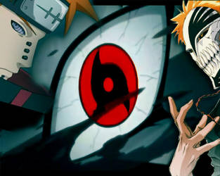 Pain.hollow.sharingan by MBarDeaD