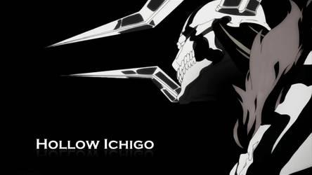 Hollow Ichigo by MBarDeaD