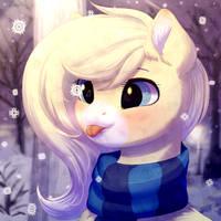 Snowflakes! by PeachMayFlower