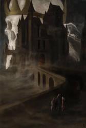 The Art Alchemy vol 5 - Lugubrious Bastille by deerbard