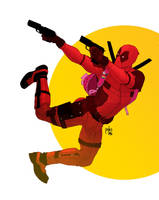 Deadpool by Pulvis