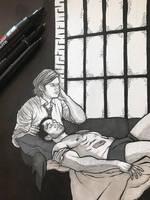Daredevil ~comfort feels~ by Pulvis