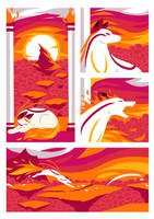Sun and Moon - Page 1 by Roxo89