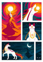 Sun and Moon - Page 2 by Roxo89