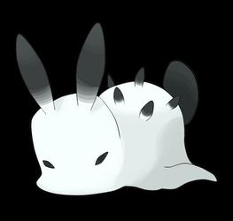 Bunnail, the Sea Bunny Fakemon by xXDeviousPixelXx
