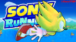 Sonic Runners Super Sonic Wallpaper By Knuxy7789 On Deviantart