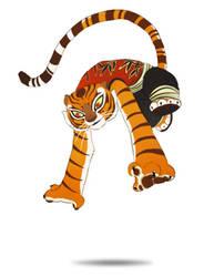 Tigress by kyomitsu
