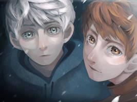 Jack Frost by kyomitsu