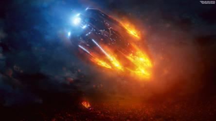 Lost Ark - Mass Effect Andromeda Wallpapers 4K by RedLineR91