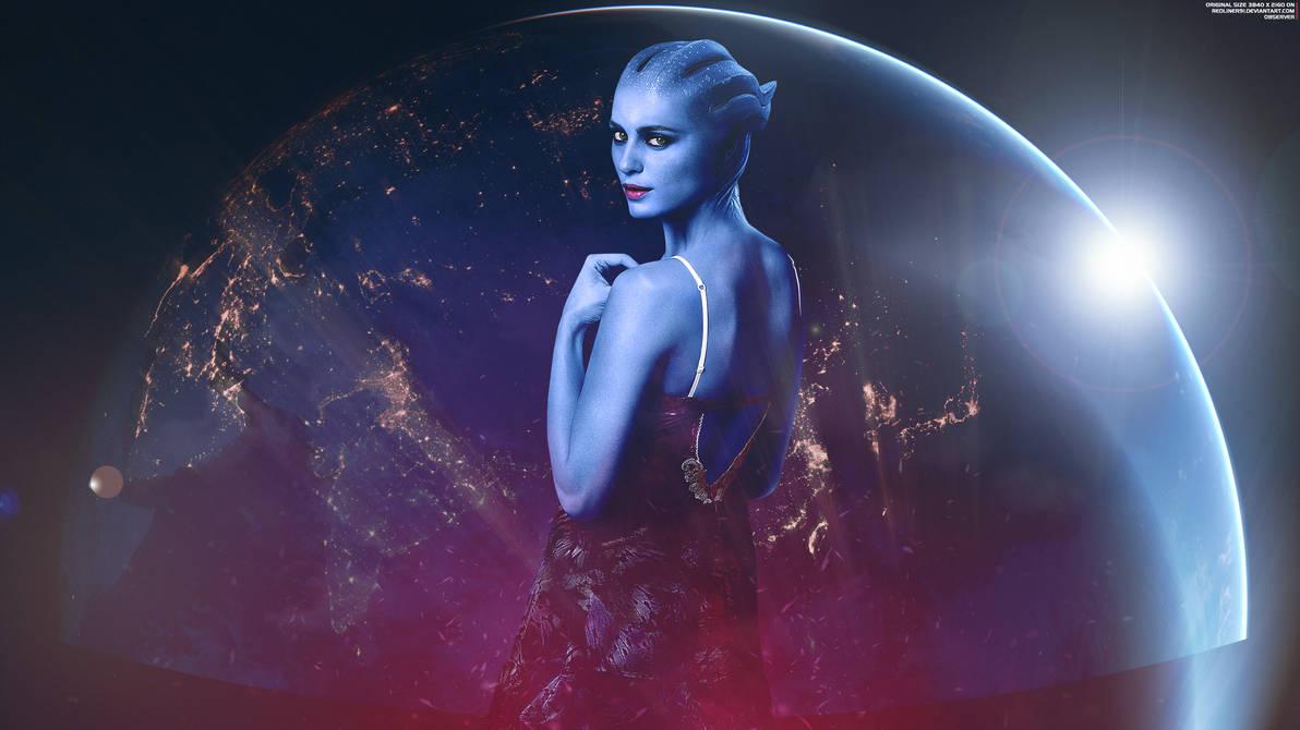 Observer - Mass Effect Wallpaper 4K by RedLineR91