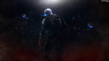 Ascension - Mass Effect Trilogy Wallpaper 4K by RedLineR91