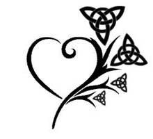 Celtic knot Design 1 by Life-Burns