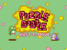 Pixel Puzzle Bubble Wallpaper by raulcomash