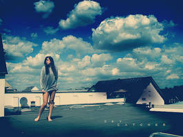 Sky Catcher by AnjaRoehrich