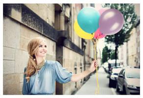 Life is Beautiful II by AnjaRoehrich