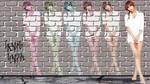 Hyo's Wall by asesinasueldo