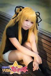Fate  Tesstarosa : I won't be alone anymore by Ika-xin