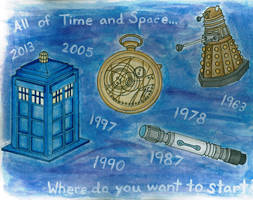 All of Time and Space by bookmaniac2013