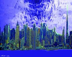 New York City 4 by art137