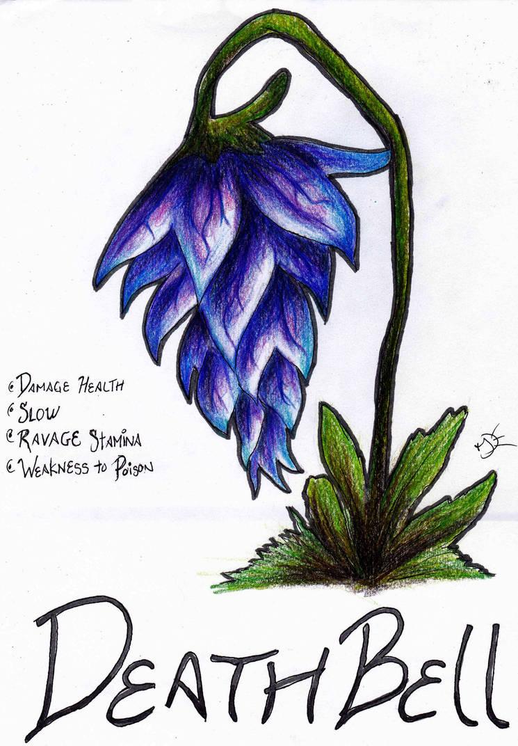 Death Bell Flower Wwwmiifotoscom