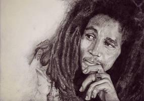 Bob Marley by Aadavy