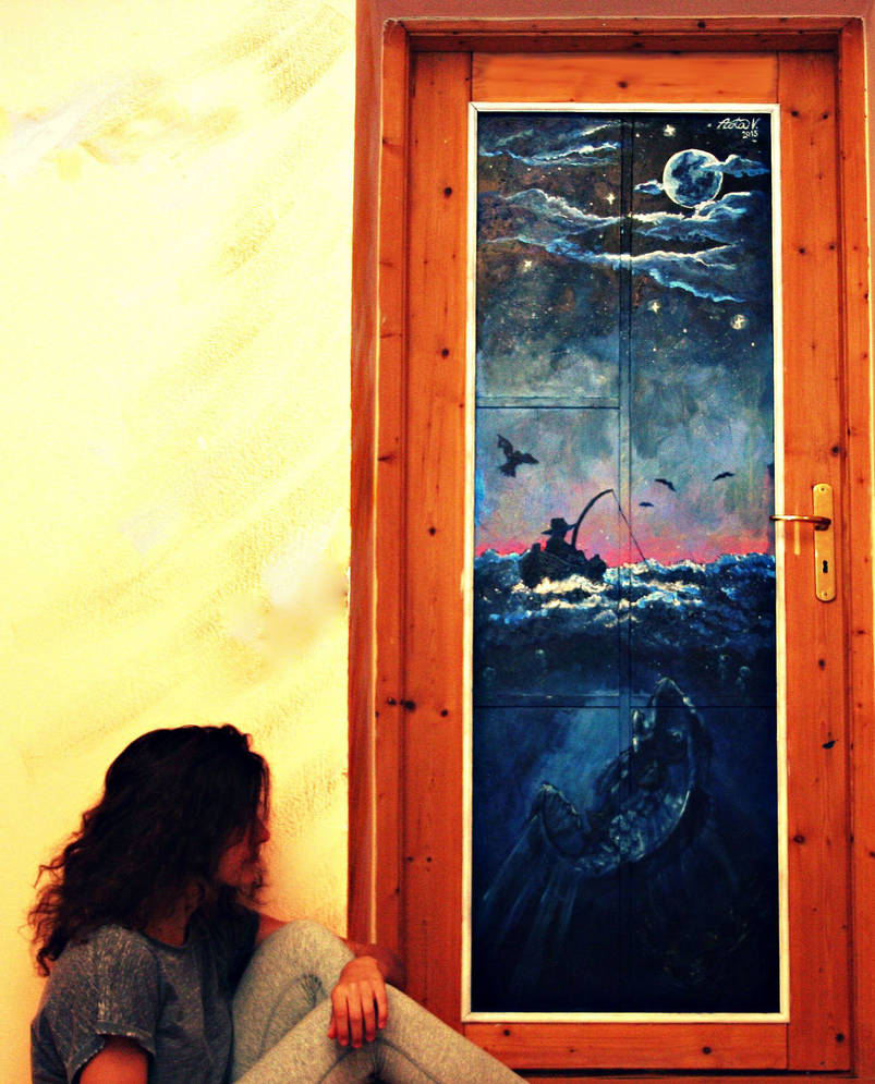 The Old Doors and the Sea by Aadavy