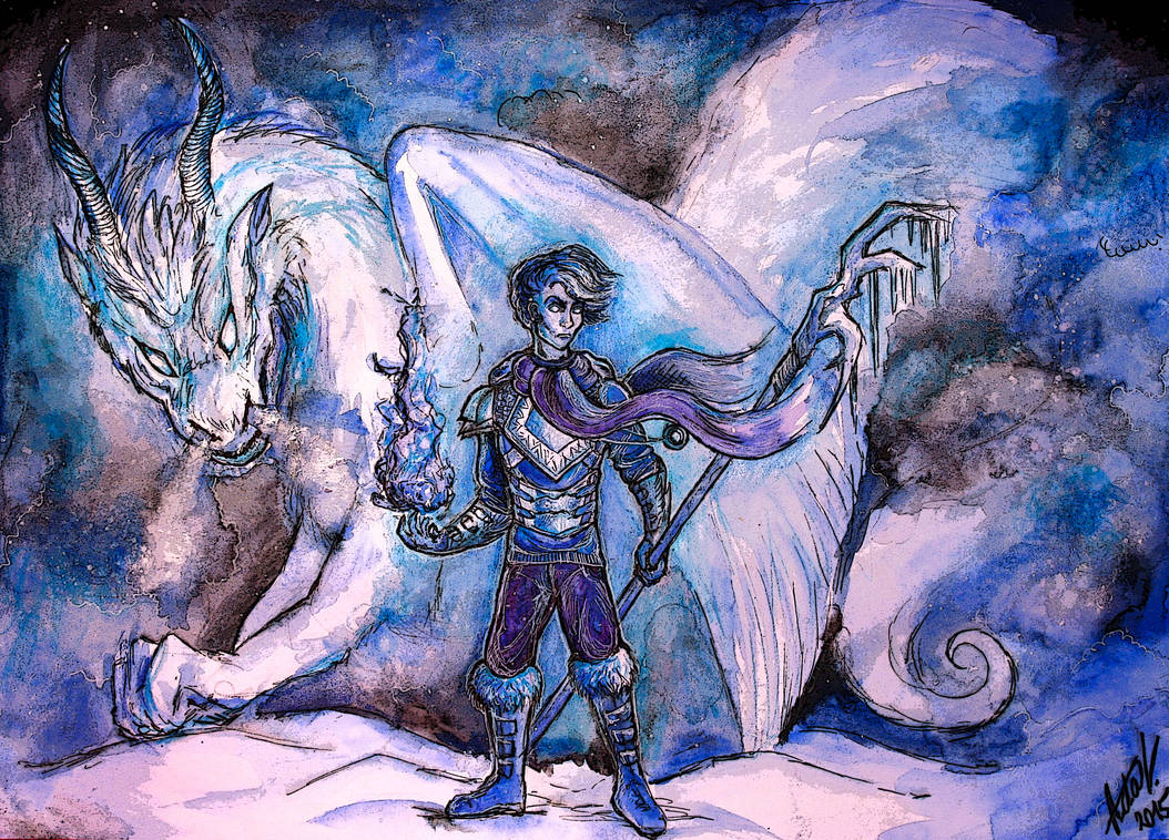 Blizzard by Aadavy