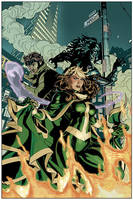 X-Men Legacy 226 Cover by TerryDodson