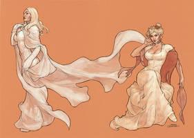 Sketchbook Cover Color by TerryDodson