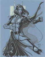City of Heroes San Diego 2010 by TerryDodson
